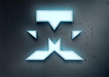 «Matrix» [логотип и фирстиль виртуального пространства]